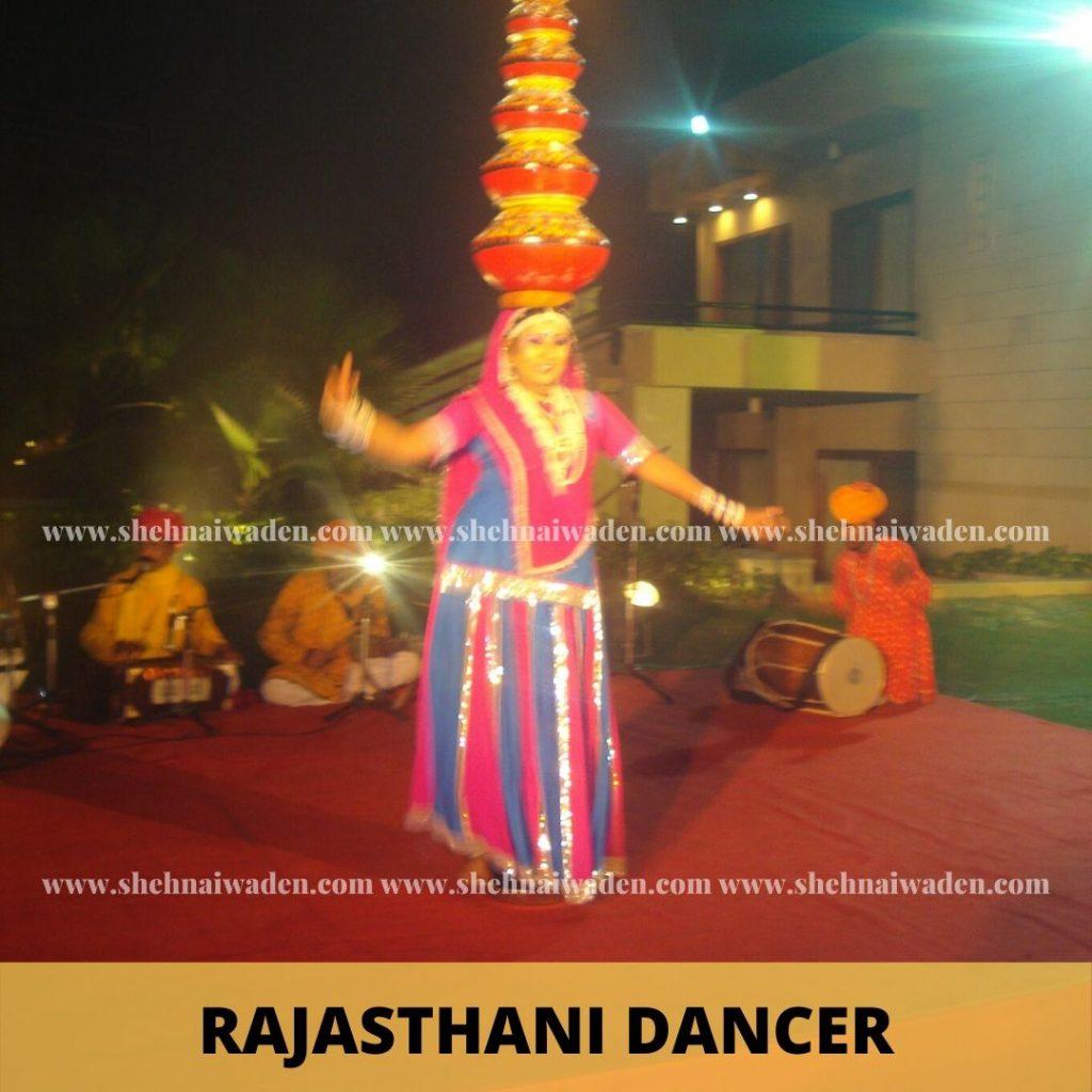 RAJASTHANI DANCE GROUP